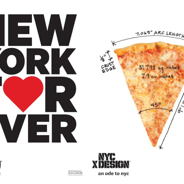 'Ode to NYC' poster campaign spreads love across the five boroughs with heartfelt artwork