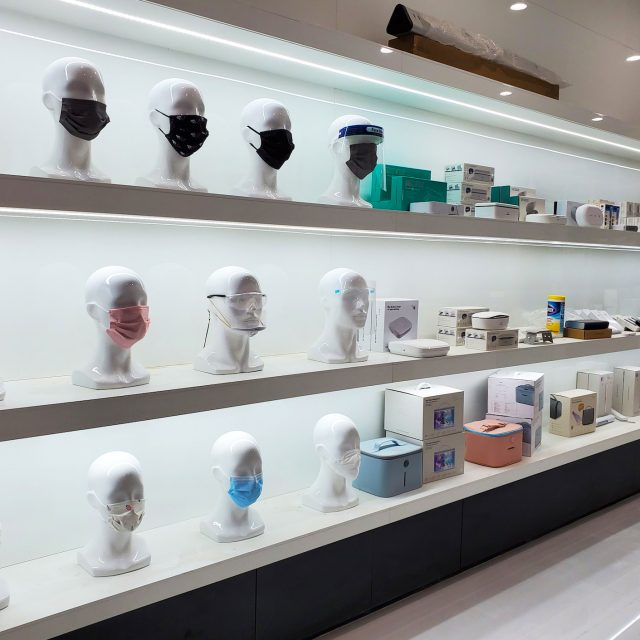 NYC's first store dedicated to COVID essentials opens in Herald Square