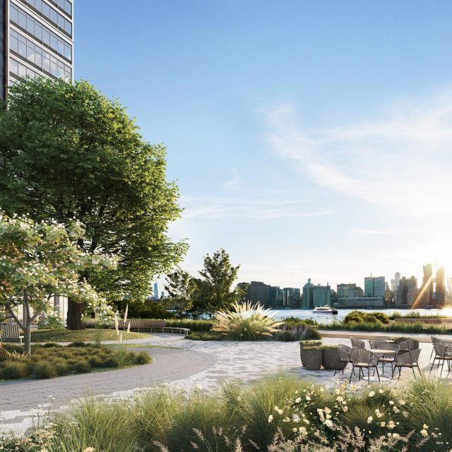 Lottery launches for 185 affordable apartments at Long Island City's Hunter's Point South