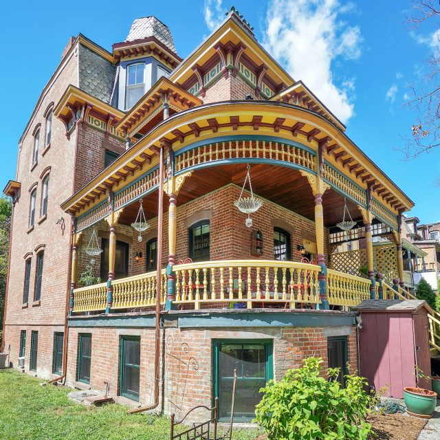 This big, beautiful Victorian in Newburgh is asking just $650K