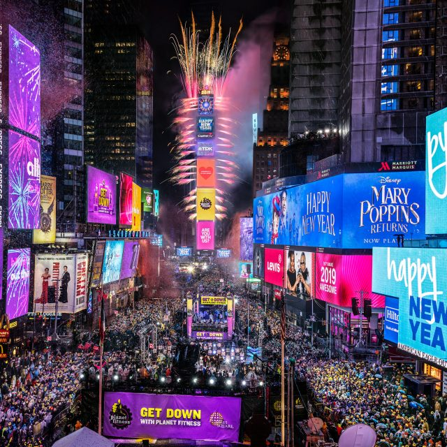 Times Square ball will drop this year as part of a virtual New Year's Eve celebration