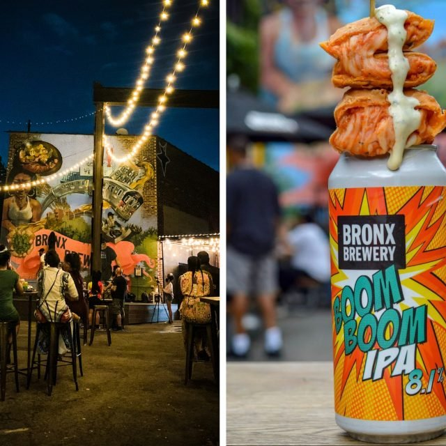 Bronx Brewery taps inventive empanada food truck as first full-time food partner