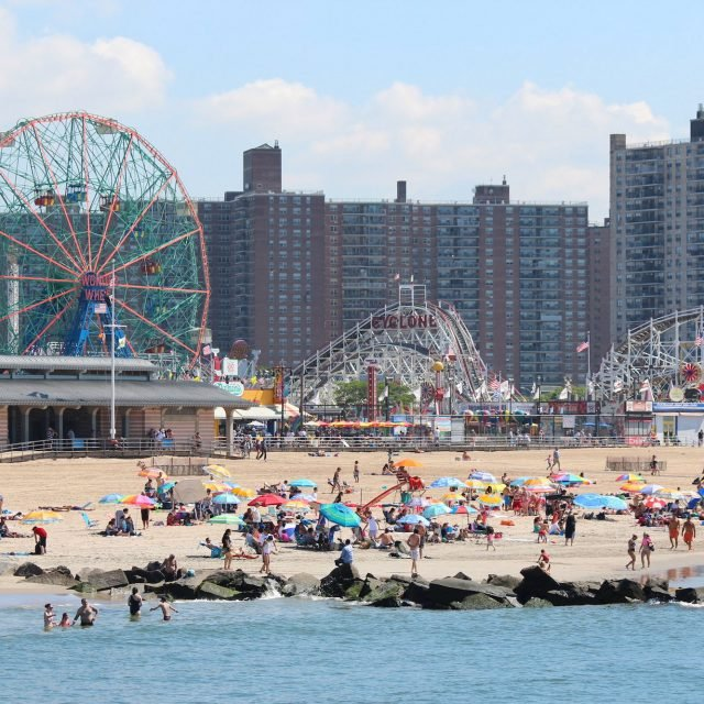 Lottery opens for 138 mixed-income units a block from the Coney Island boardwalk, from $558/month