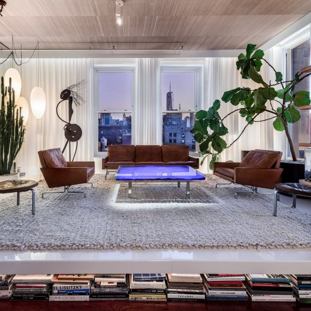 Hotelier Andre Balazs lists his flashy Soho condo for $12M