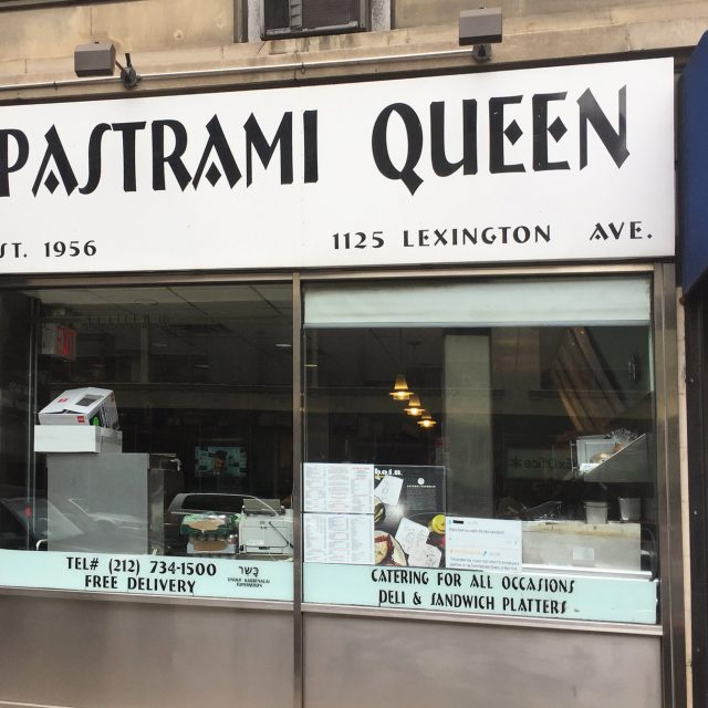 64-year-old favorite Pastrami Queen opening second location on the Upper West Side