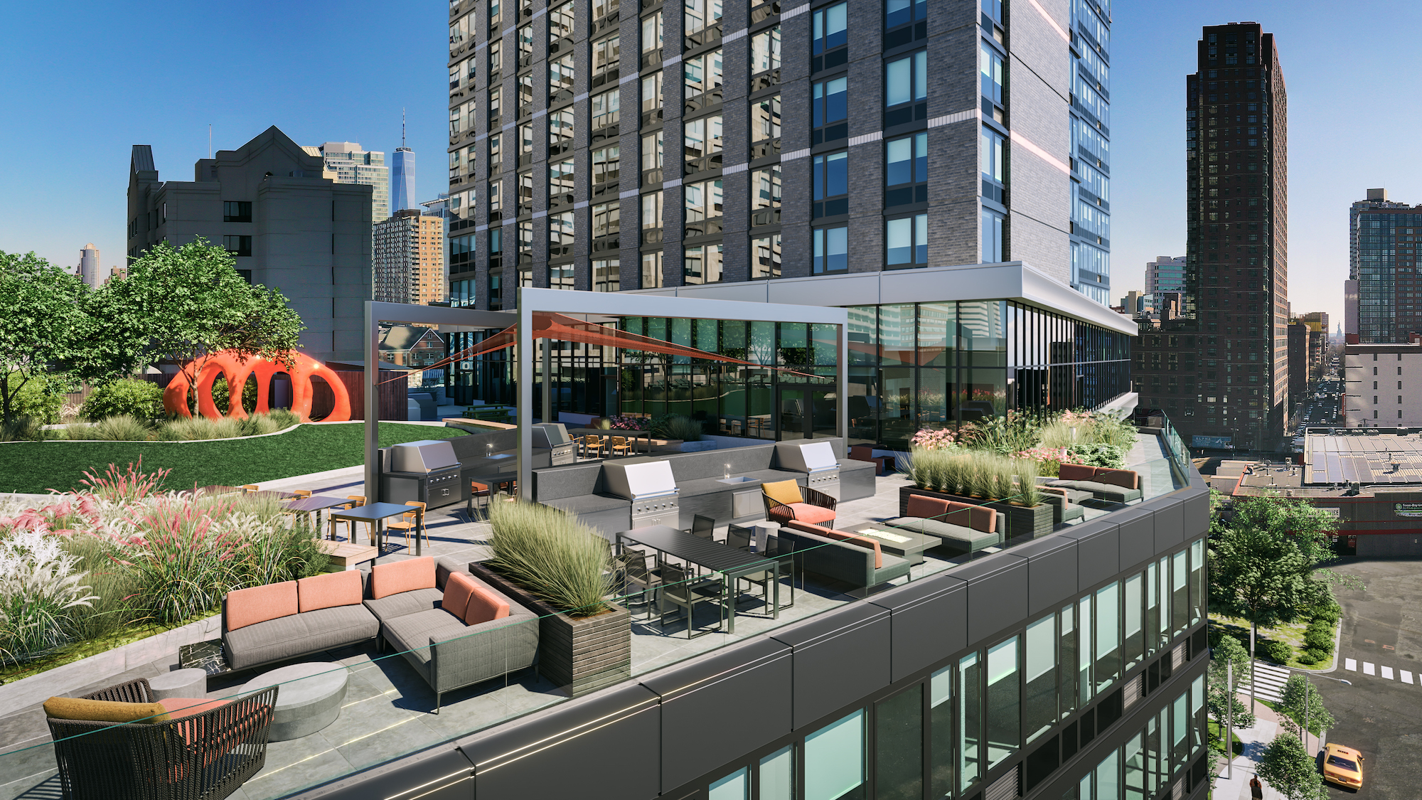 Jersey City waterfront rental opens with 400 luxury units and ...