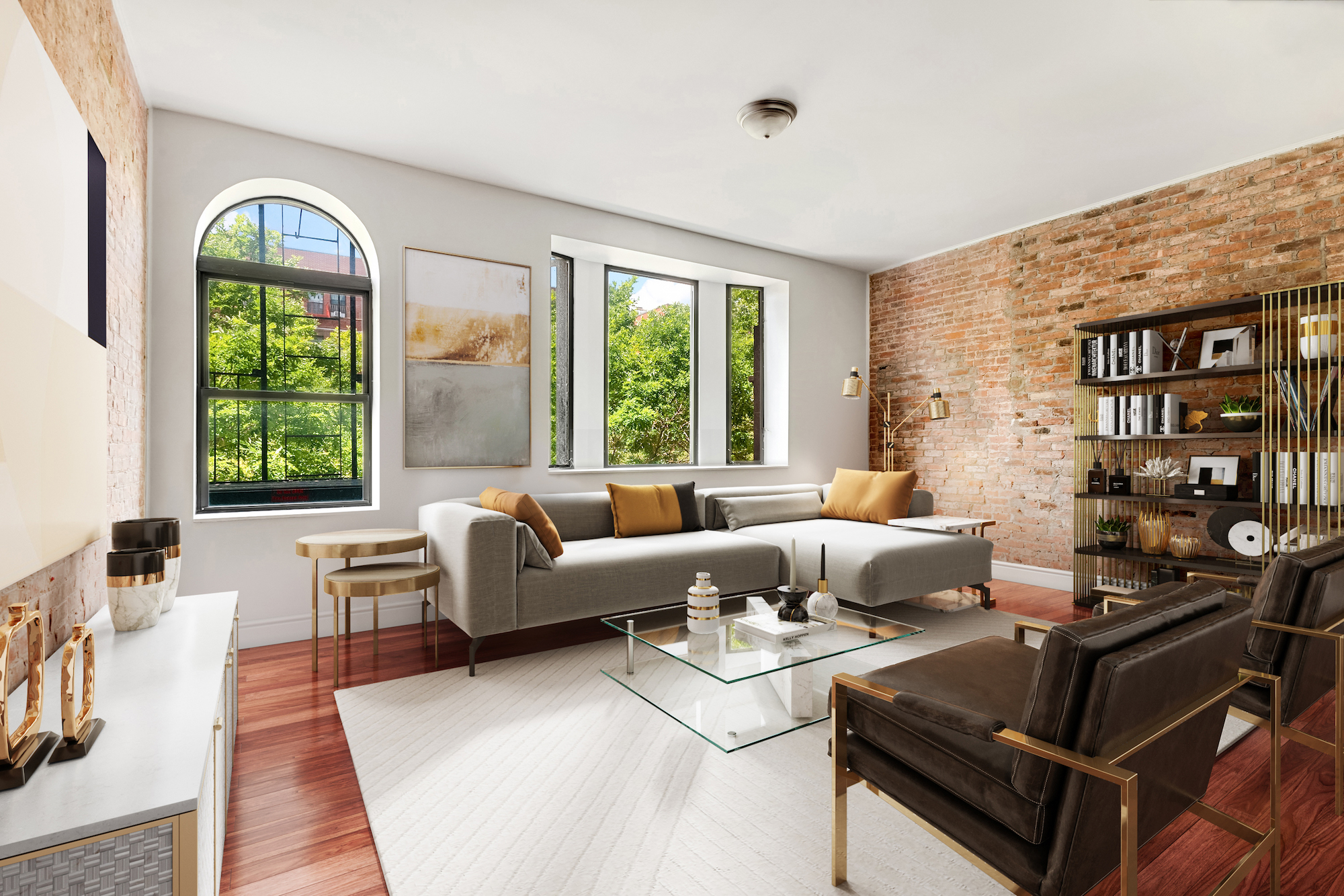 6 Nyc Apartments With Outdoor Space You Can Rent For Less Than 5 000 Month 6sqft