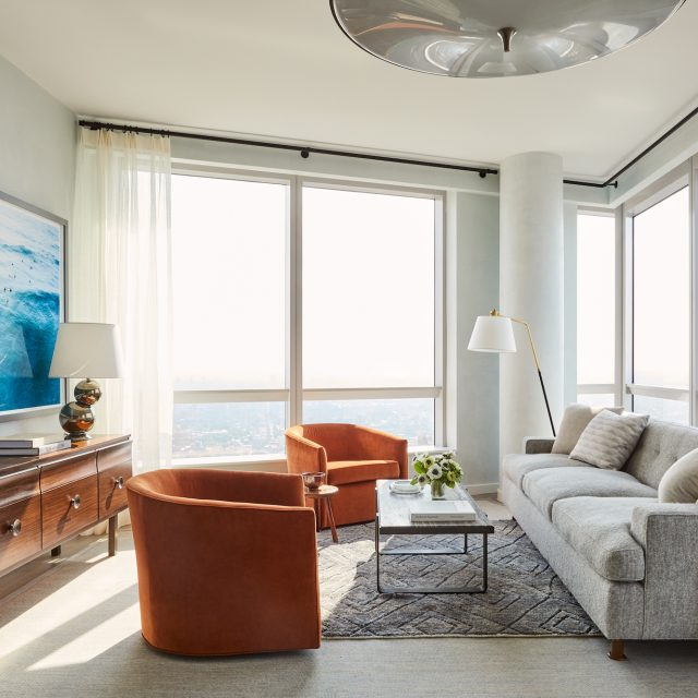 See inside the carefully-curated residences at Brooklyn's tallest tower