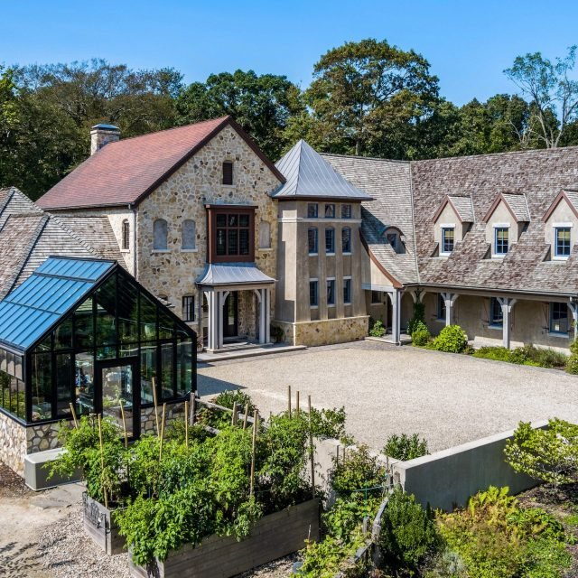 A bit of Provence comes to Long Island with this $7.9M Long Island estate