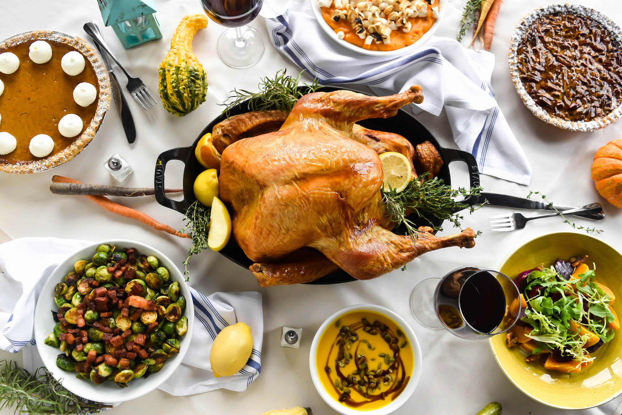 Where to order takeout Thanksgiving meals this year in NYC | 6sqft