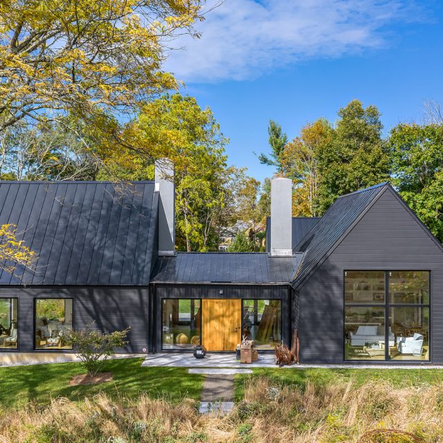 For $3.5M, a Westchester farmhouse with smart technology, swimming pool, and 19th-century barn
