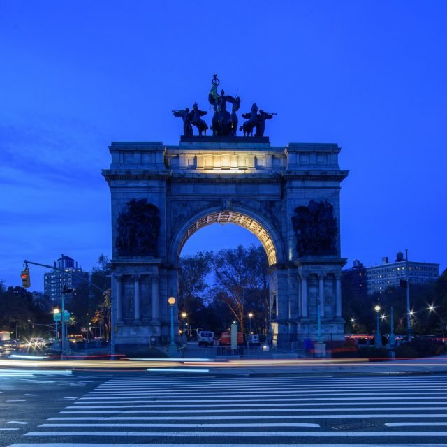 NYC unveils $9M plan to restore Grand Army Plaza in Brooklyn