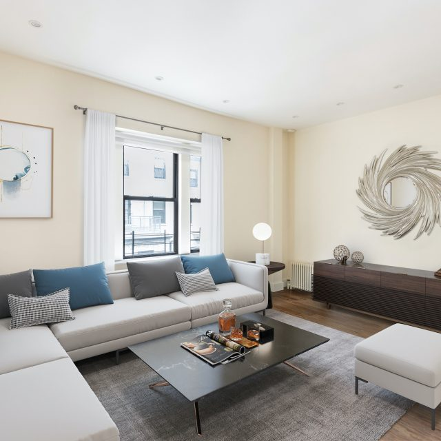 Obama's former Morningside Heights apartment lists for $1.45M
