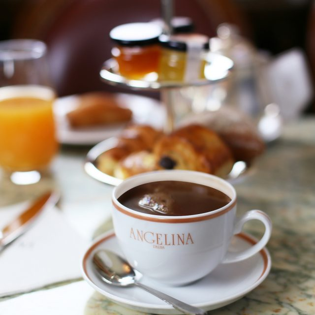 French favorite Angelina Paris opens first U.S. tearoom in NYC