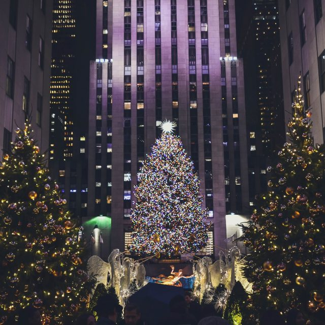 You'll need timed tickets to see the Rockefeller Center Christmas Tree this year
