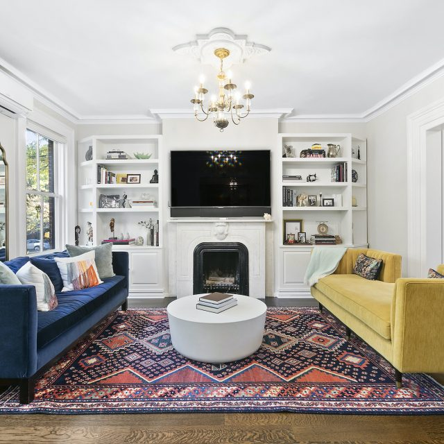 Recently 'gutted and studded', this historic beauty in Boerum Hill is asking $3.25M