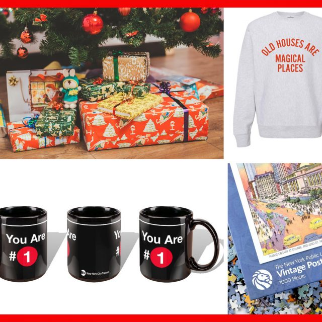 The best NYC-themed gifts for everyone on your list