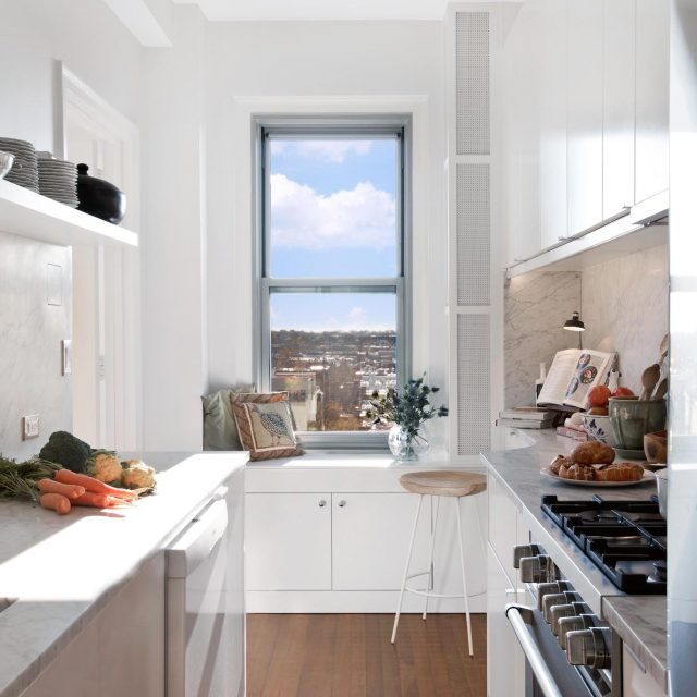 Well-known food columnist lists classic co-op on Grand Army Plaza for $850K