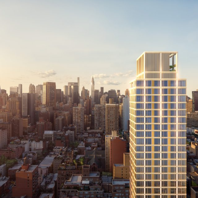 Renderings and pricing revealed for VU, new Murray Hill condo with amazing views