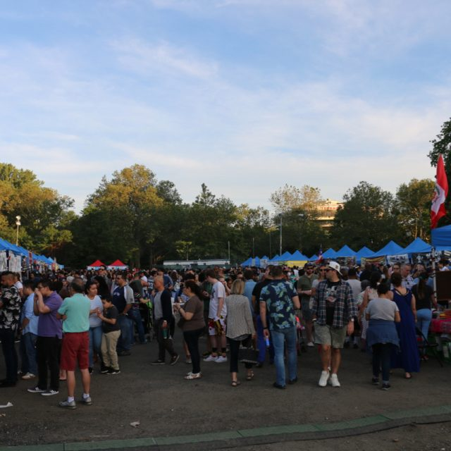 Queens Night Market will return to Flushing Meadows Corona Park this spring