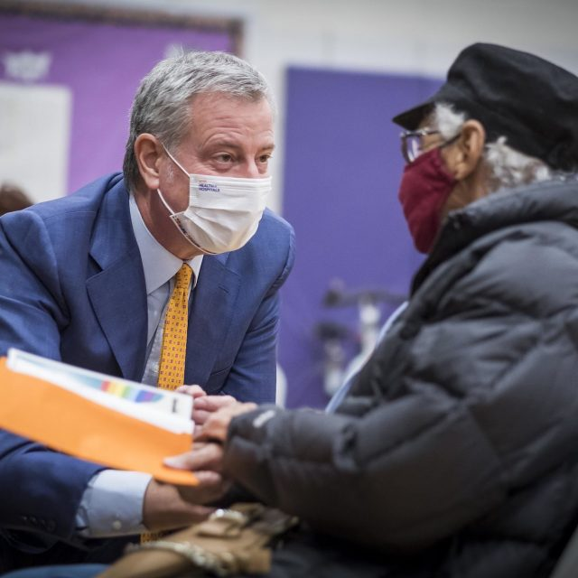 NYC offers free rides to COVID-19 vaccine sites for seniors