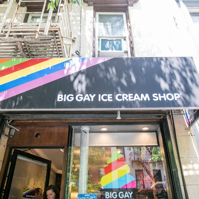 Big Gay Ice Cream's first location in the East Village will not reopen