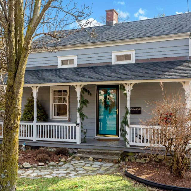 For $398K, this Cold Spring cottage is full of cozy character