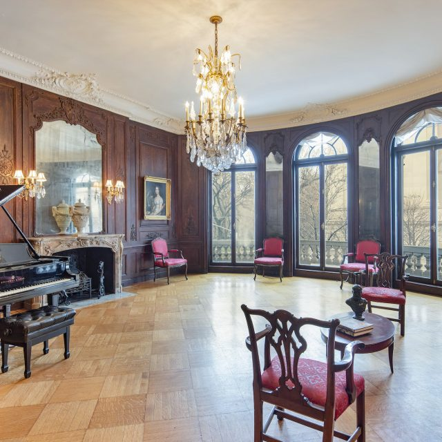 Rare Gilded-Age mansion on Fifth Avenue hits the market for $52M