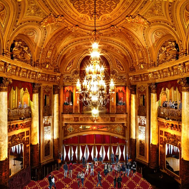 Jersey City announces $72M restoration of historic Loew's Theatre