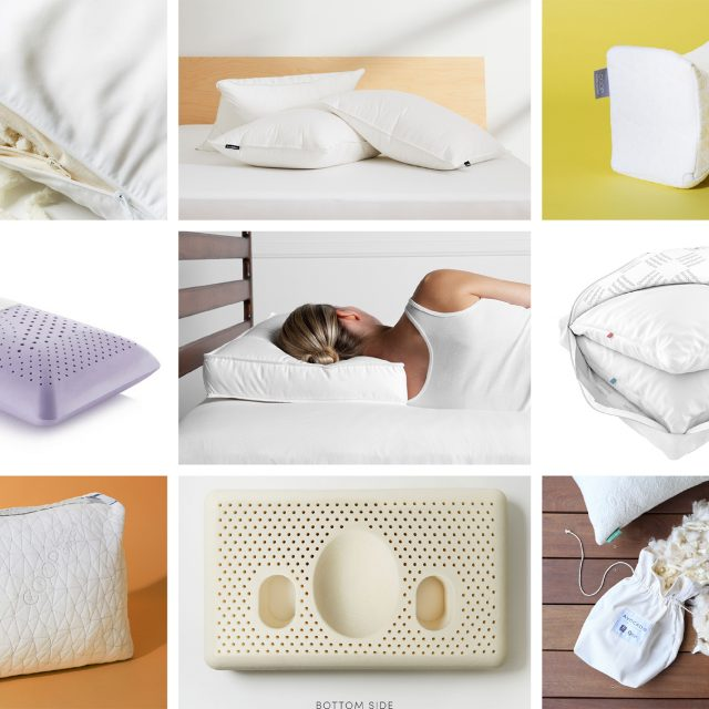 The 14 best pillows for every type of sleeper