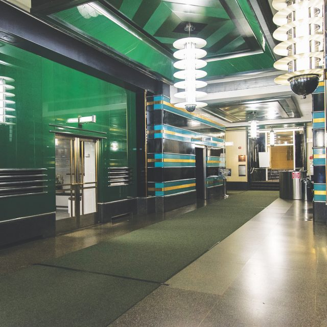 Preservationists fight to save the impressively-intact Art Deco lobby of the McGraw-Hill Building