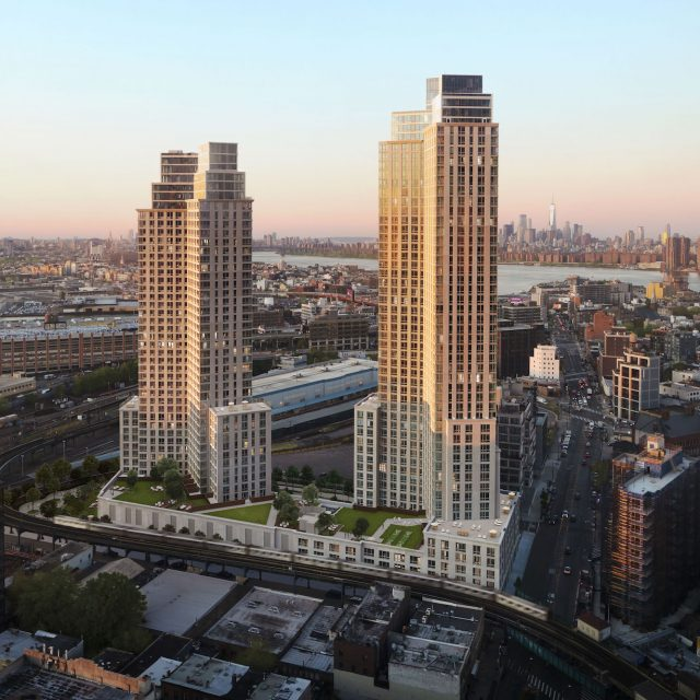 Lottery opens for 330 middle-income units at 5Pointz-replacing rental towers in LIC