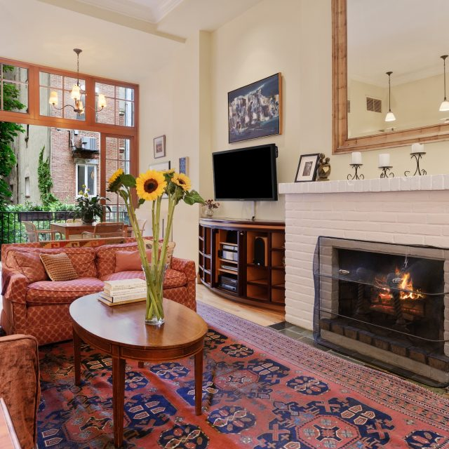 This $4.2M four-bedroom on the Upper West Side feels like a Parisian getaway