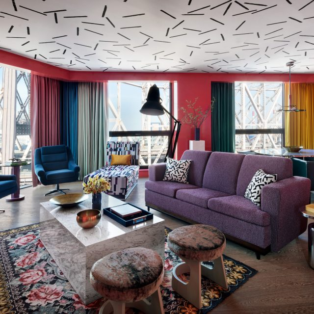 Get an inside look at Roosevelt Island's first hotel