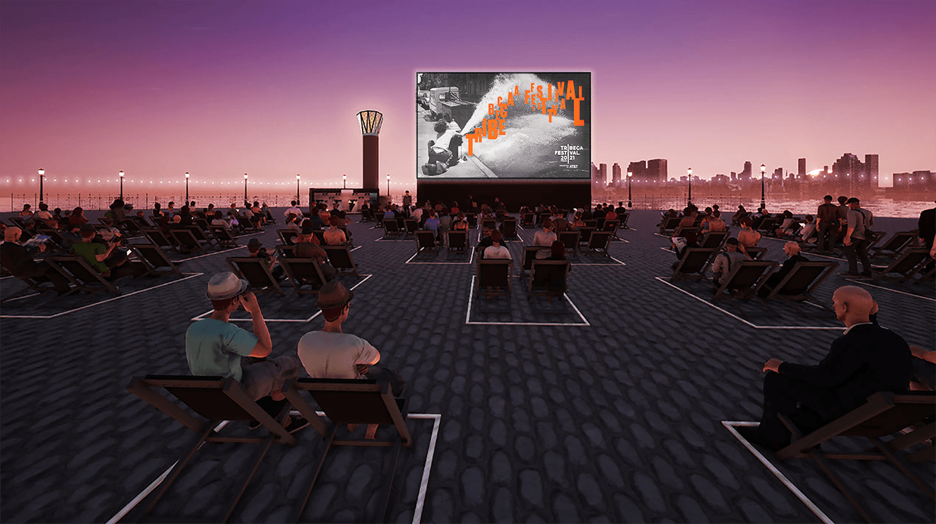Tribeca Film Festival returns this summer with 12 days of outdoor screenings in every borough