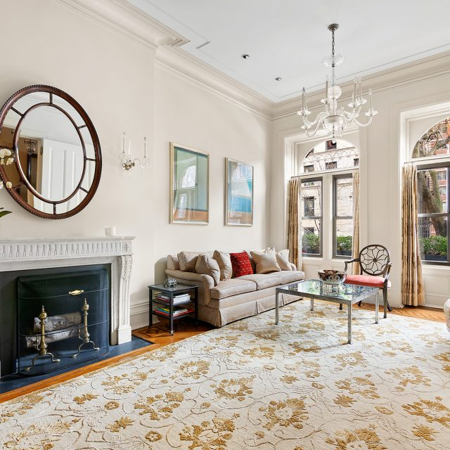 $7.5M Upper East Side townhouse was once home to abstract painter Mark Rothko