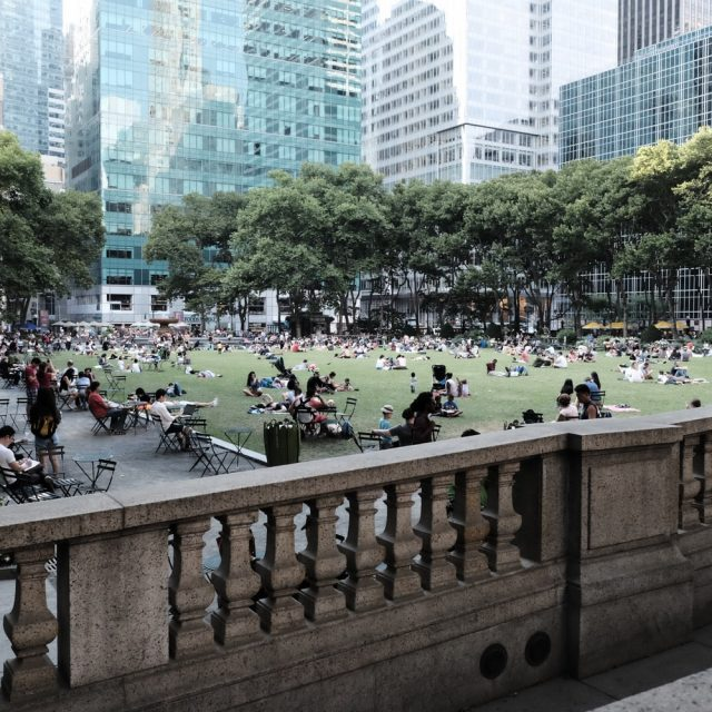 Dining, shopping, and 25 live performances are coming to Bryant Park