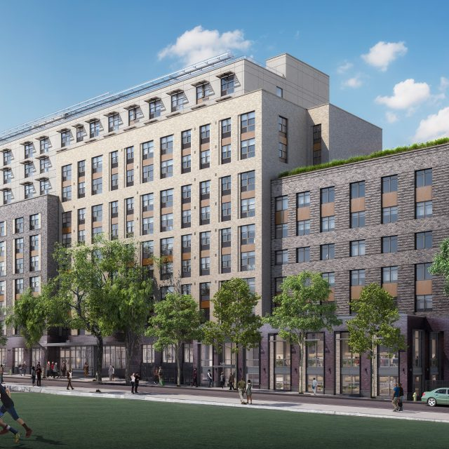 Affordable housing lottery opens for 79 units on the Upper West Side, from $456/month