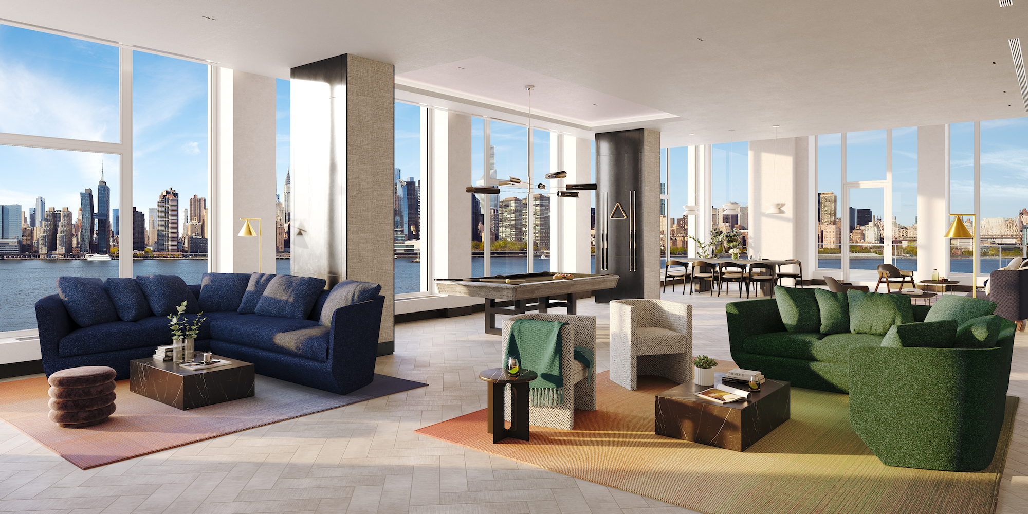 Leasing launches at Long Island City's latest waterfront rental, from $2,900/month