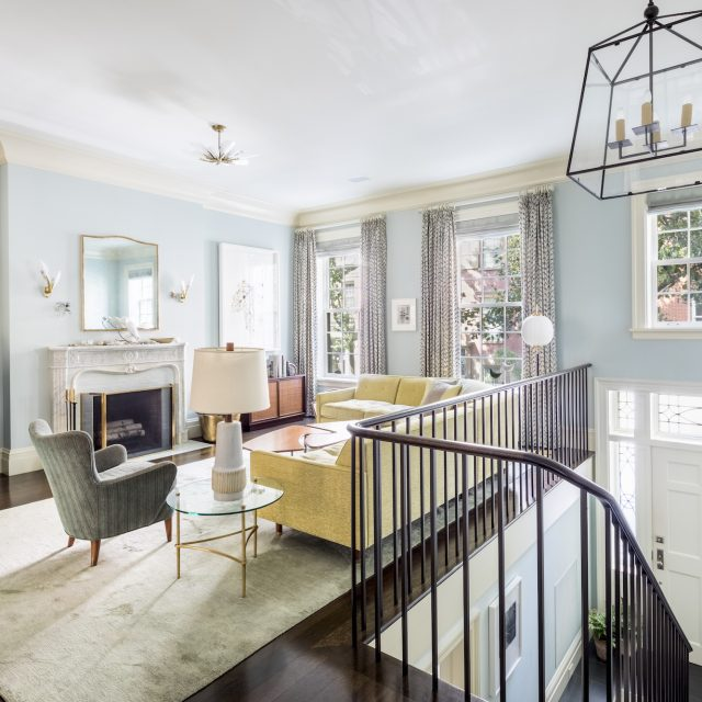 This historic Greenwich Village townhouse is a pastel dream with an English garden for $17.75M