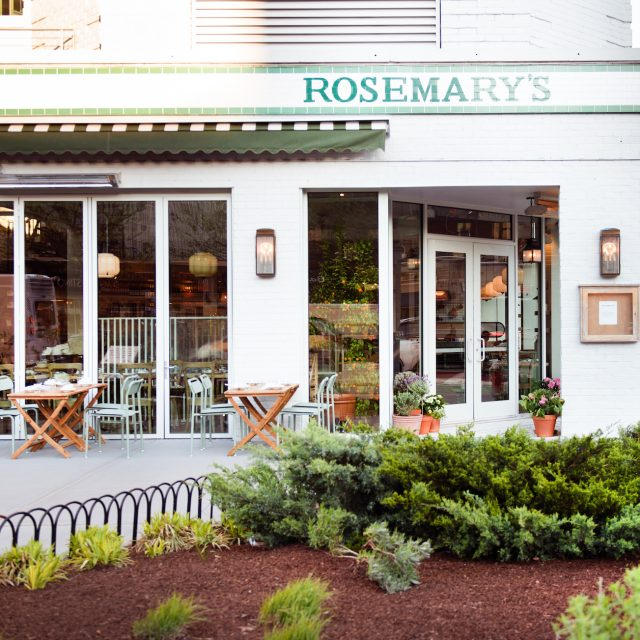 Popular Italian restaurant Rosemary's has a new location in Stuyvesant Town