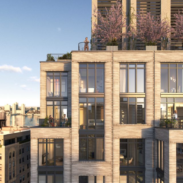 New condo 2505 Broadway adapts pre-war elegance for modern Upper West Side living