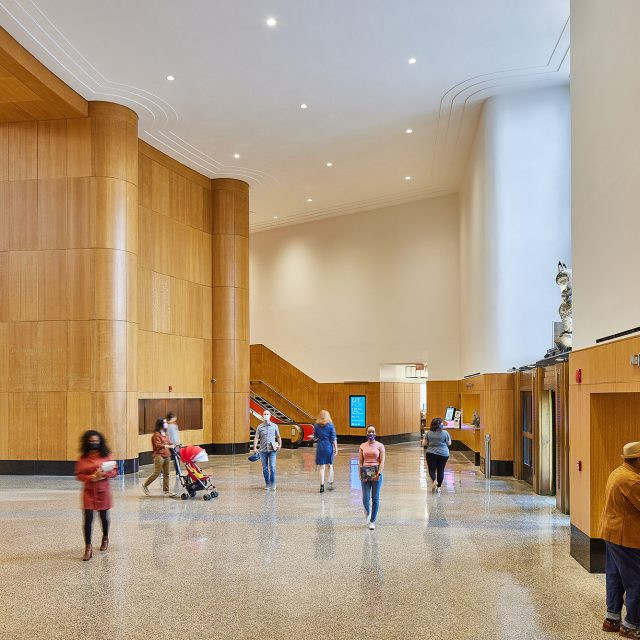 Brooklyn Public Library reveals Central Library redesign by Toshiko Mori