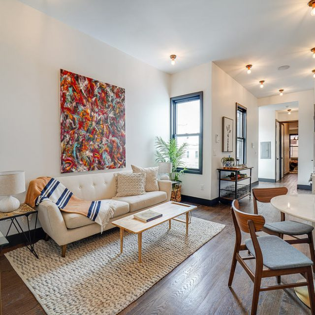 These stylish two-bedroom condos in Jersey City's Heights neighborhood start at just $480K