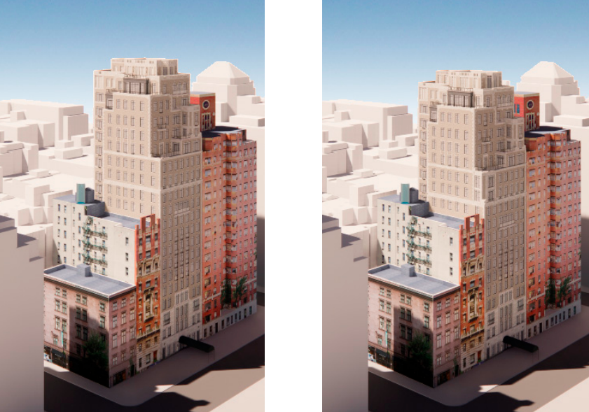 170-year-old Greenwich Village buildings will be razed and replaced with high-rise condo tower