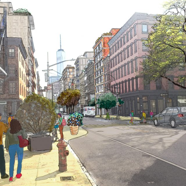 NYC's plan to rezone Soho and Noho moves forward