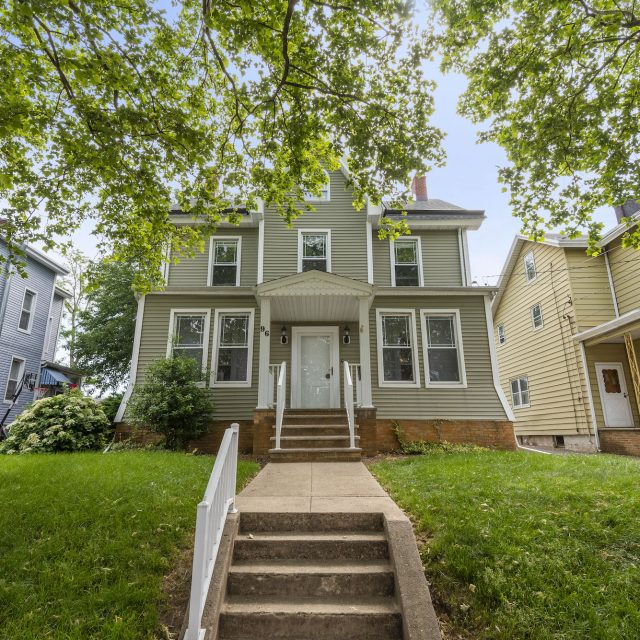 For just $650K, you can own an entire historic three-bedroom house in Bayonne
