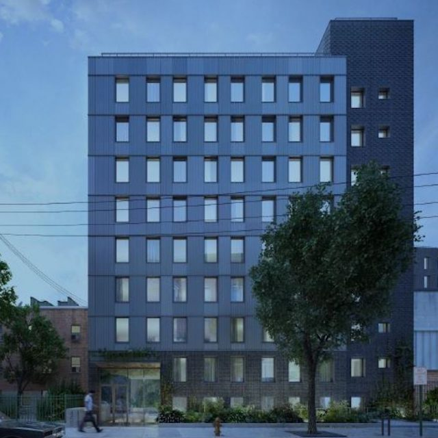 78 affordable senior units available at supportive Passive House residence in the South Bronx