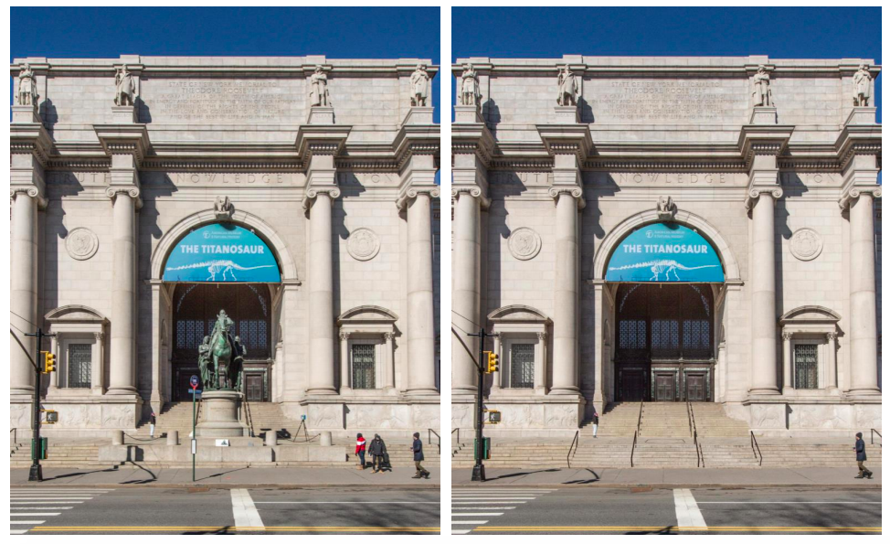 NYC agency approves removal of racist Theodore Roosevelt statue at AMNH