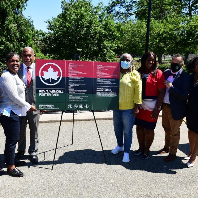 16 NYC parks renamed in honor of Black Americans